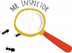 Mr. Inspector Print Art