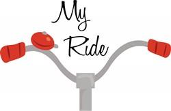 My Ride Print Art