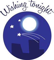 Wishing Tonight Print Art