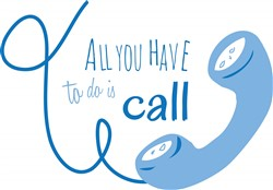 Telephone Print Art
