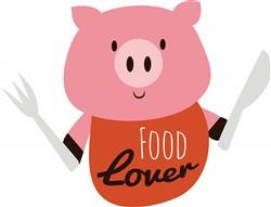 Food Lover Print Art
