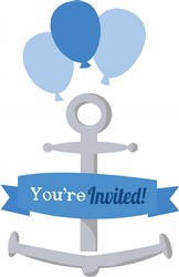 Youre Invited Print Art