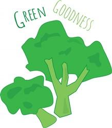 Green Goodness Print Art