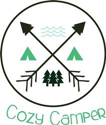 Cozy Camper Print Art