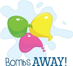 Bombs Away! Print Art