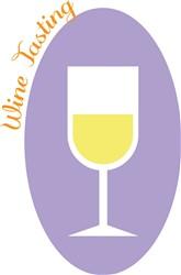 Wine Tasting Print Art