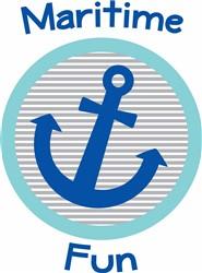 Maritime Fun Print Art