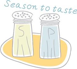 Season To Taste Print Art
