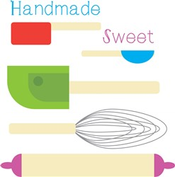 Handmade Sweet Print Art