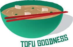 Tofu Goodness Print Art