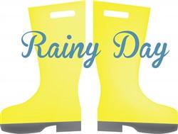 Rainy Day Print Art