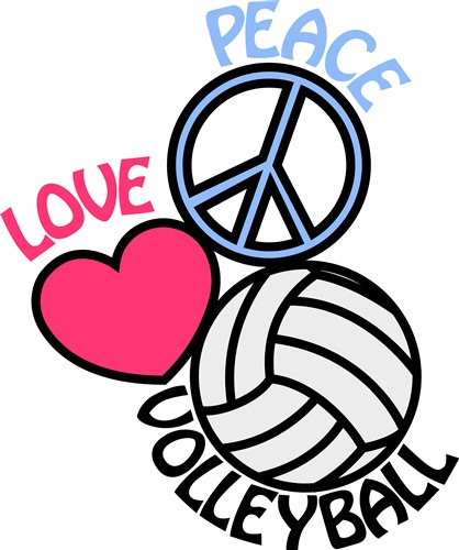 I love volleyball pictures
