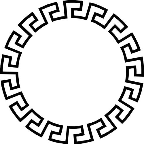 greek design outline - photo #22