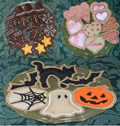 Play Food Holiday Cookies