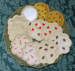 Everyday Cookies Applique
