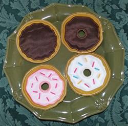 Doughnut Applique