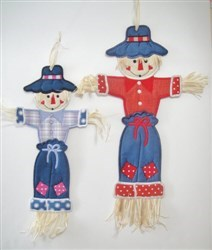 Scarecrow Wall Hanging
