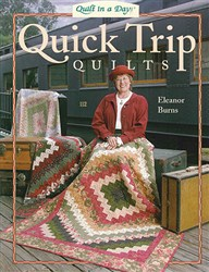Quick Trip Quilts Book