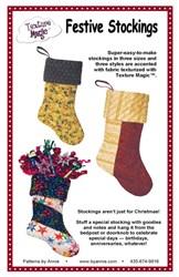 Festive Stockings Pattern