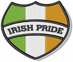 Irish Pride   embroidery design