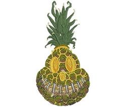 Shrunken Pineapple embroidery design