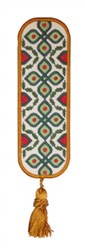 Bookmark 203 Holly embroidery design