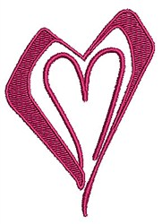 Pink Hearts embroidery design