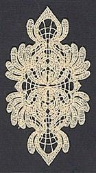 FSL Lace Embellishment embroidery design