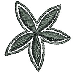 Southwestern Leaves embroidery design