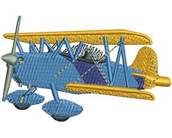 SMITH MINIPLANE embroidery design