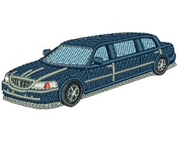 STRETCH LIMO embroidery design