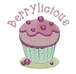 Berrylicious embroidery design