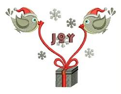 Joy Birds embroidery design