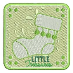 Little Treasures embroidery design