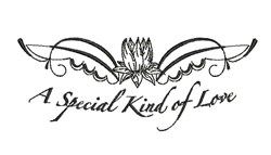 Special Kind Of Love embroidery design