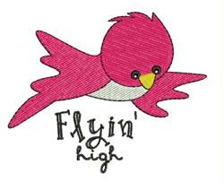 Flyin High embroidery design