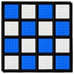 November Flag embroidery design