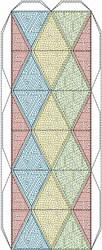 Flexahedron Puzzle embroidery design