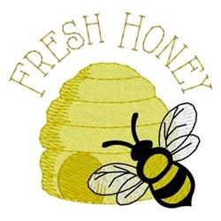 Fresh Honey embroidery design
