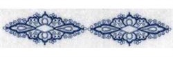 Linen Border embroidery design