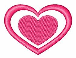 Heart Pulse embroidery design