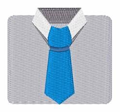 Shirt & Necktie embroidery design