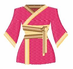 Kimono embroidery design