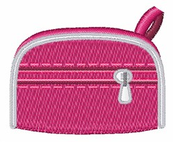Pouch embroidery design