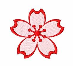 Cherry Blossom embroidery design