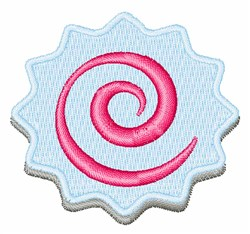 Fish Cake embroidery design