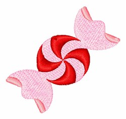 Peppermint Candy embroidery design