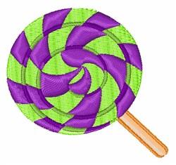 Lollipop embroidery design
