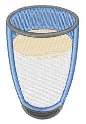 Milk Glass embroidery design