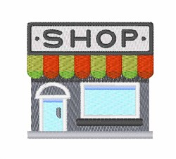 Department Store embroidery design